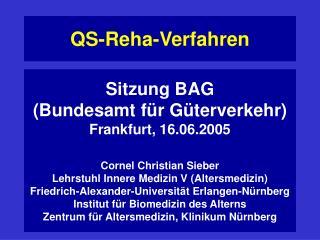 QS-Reha-Verfahren