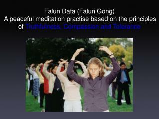 Falun Dafa (Falun Gong)