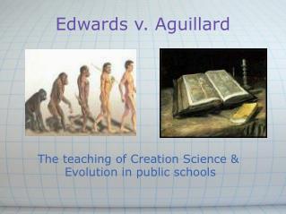 Edwards v. Aguillard