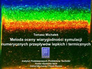Tomasz Michałek