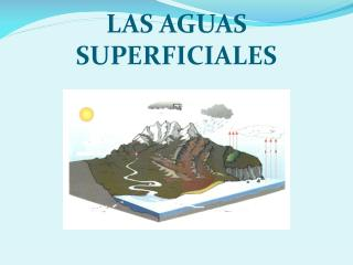 LAS AGUAS SUPERFICIALES