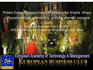 European Academy of Technology & Management