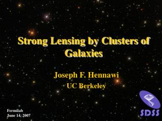 Strong Lensing by Clusters of Galaxies