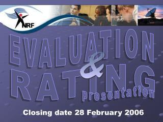 Closing date 28 February 2006
