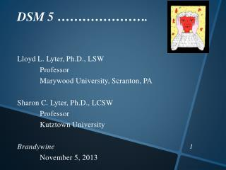 DSM 5 ………………….