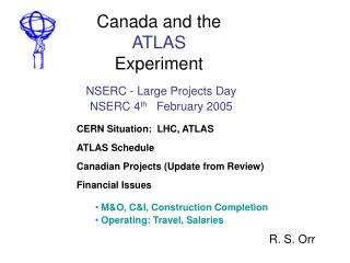Canada and the  ATLAS  Experiment