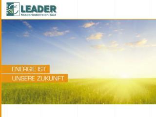 REBE – Regionale Zusammenarbeit und Wissenstransfer im Bereich Bioenergie und Energieeffizienz