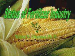 Status of Fertilizer Industry