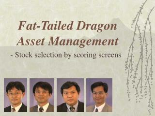 Fat-Tailed Dragon Asset Management