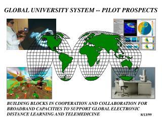 GLOBAL UNIVERSITY SYSTEM -- PILOT PROSPECTS
