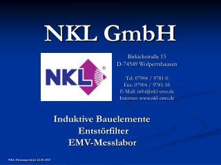 NKL GmbH
