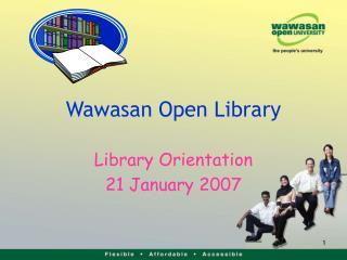 Wawasan Open Library