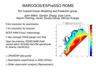 MARCOOS/ESPreSSO ROMS