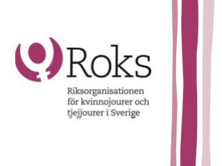 I Sverige dödas 17 kvinnor varje år av män de har eller haft en relation med.