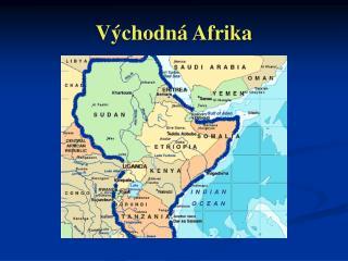 Východná Afrika