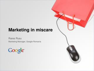 Marketing in miscare