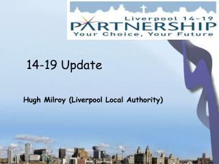 Hugh Milroy (Liverpool Local Authority)