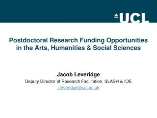 AHRC Review of Postgraduate Funding I