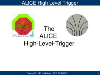ALICE High Level Trigger