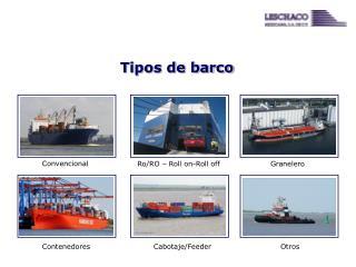Tipos de barco