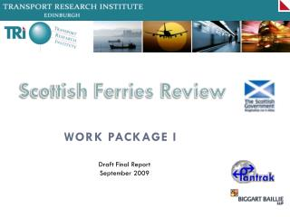 Scottish Ferries Review