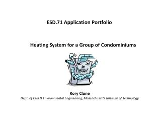 Heating System for a Group of Condominiums