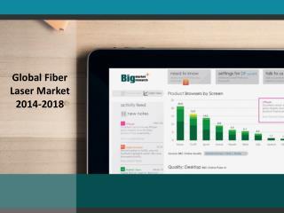 Global Fiber Laser Market 2014-2018