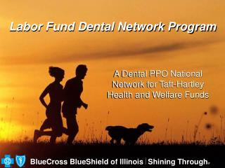 Labor Fund Dental Network Program