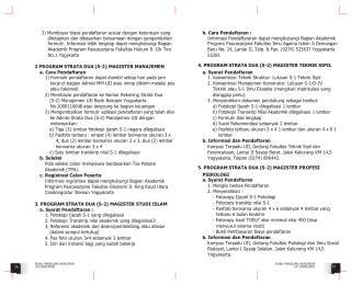 3) Membayar biaya pendaftaran sesuai dengan ketentuan yang