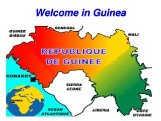 Welcome in Guinea