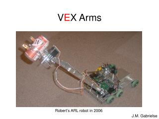 VEX Arms
