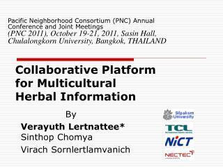 Collaborative Platform  for Multicultural  Herbal Information