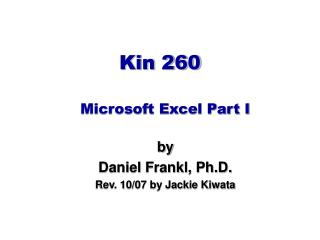 Kin 260