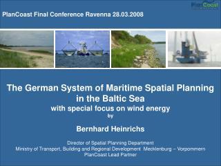 PlanCoast Final Conference Ravenna 28.03.2008