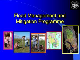 Flood Management and Mitigation Programme