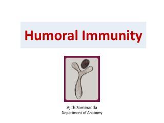 Humoral Immunity