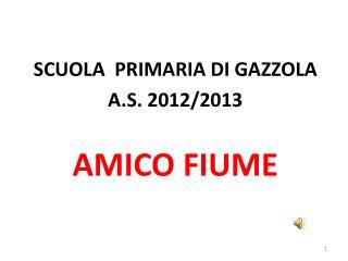 AMICO FIUME
