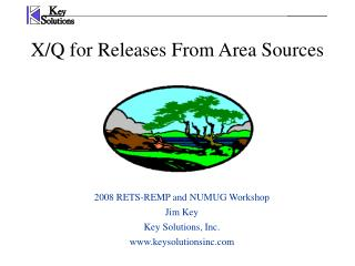 X/Q for Releases From Area Sources