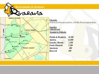 Municipalidad de Rivadavia