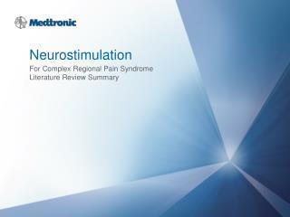 Neurostimulation