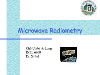 Microwave Radiometry