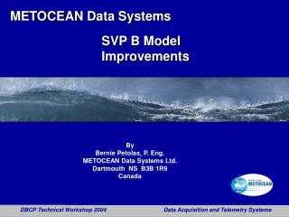 METOCEAN Data Systems