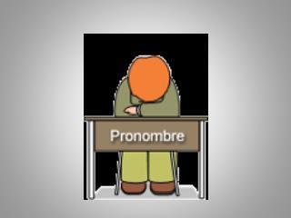 Pronombres de O.D. (acusativo)