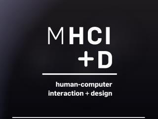 Master of Human-Computer Interaction + Design Linda Wagner, Program Director