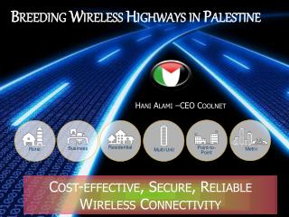 Breeding Wireless Highways in Palestine