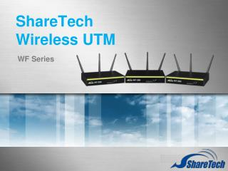 ShareTech  Wireless UTM