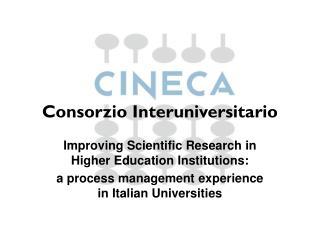 Consorzio Interuniversitario