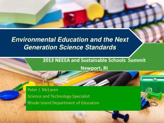 Environmental Education and the Next Generation Science Standards