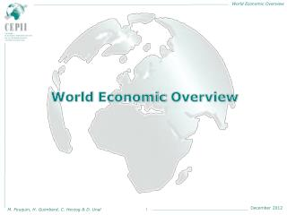 World  Economic Overview
