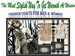 Single Breasted Trench Coat: Stylish Wardrobe At Low Cost!